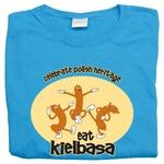 Eat Kielbasa - Women's T-Shirt