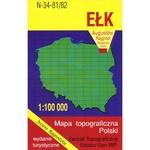 Elk Region Map