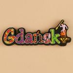 Flexible Magnet - Gdansk, City Name