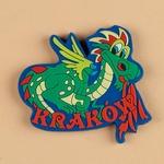 Flexible Magnet - Krakow, Dragon