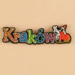 Flexible Magnet - Krakow, City Name