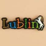Flexible Magnet - Lublin, City Name