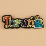 Flexible Magnet - Torun, City Name