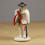 Folk Doll - Gorale, Zakopane Male 4.75 inches