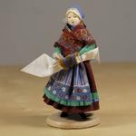 Folk Doll - Pyrzyce, Female 4.75 inches