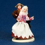 Folk Doll - Rzeszow, Couple 5.0 inches