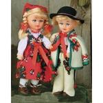 Folk Dolls from Highlanders Region