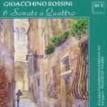 Gioacchino Rossini - 6 Sonate a Quattro