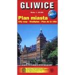 Gliwice City Map