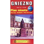 Gniezno City Map