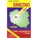 Gniezno Region Map