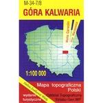 Gora Kalwaria Region Map