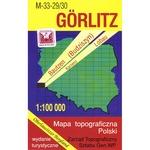 Gorlitz Region Map