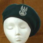Green Special Forces Beret