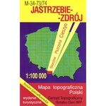 Jastrzebie-Zdroj Region Map