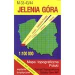Jelenia Gora Region Map