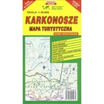 Karkonosze Mountain Range Map