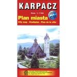 Karpacz City Map