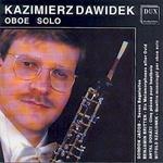 Kazimierz Dawidek - Oboe Solo