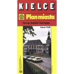 Kielce City Map