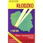 Klodzko Region Map