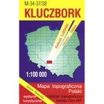 Kluczbork Region Map