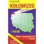 Kolobrzeg Region Map