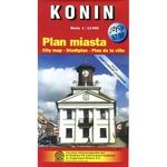 Konin City Map