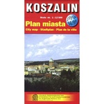 Koszalin City Map