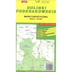 Krakow Valleys Landscape Park Map