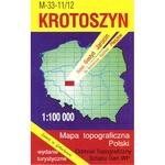 Krotoszyn Region Map