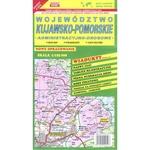 Kujawsko-Pomorskie Map