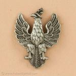 Lapel Pin - 18th Century Polish Eagle