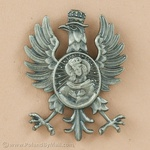 Lapel Pin - Matka Boska Eagle
