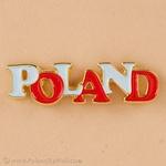 Lapel Pin - POLAND