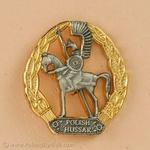 Lapel Pin - Polish Hussar
