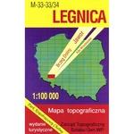 Legnica Region Map