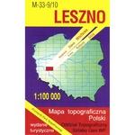 Leszno Region Map