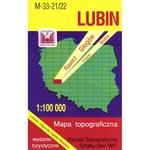Lubin Region Map