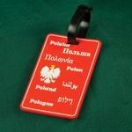 Luggage Tag - Universal POLSKA