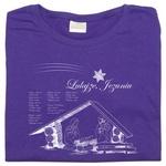 Lulajze Jezuniu, Lullaby Jesus - Women's T-Shirt