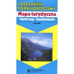 Map of Tatra National Park