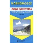 Map of the Karkonosze