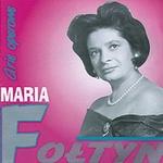 Maria Foltyn - Arie Operowe
