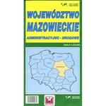 Mazowieckie Map