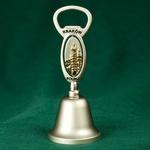Metal Hand Bell Bottle Opener - Krakow, Mary's Church