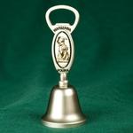 Metal Hand Bell Bottle Opener - Warsaw, Mermaid