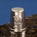 Metal Thimble - POLSKA & Bison