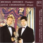Michael Ohnimus, Trumpet & Lucas Chorosinski, Organ