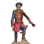 Military Figure - Cavalry Officer
